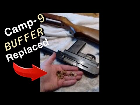 Marlin Camp 9 Stopped Firing See What I Found Youtube