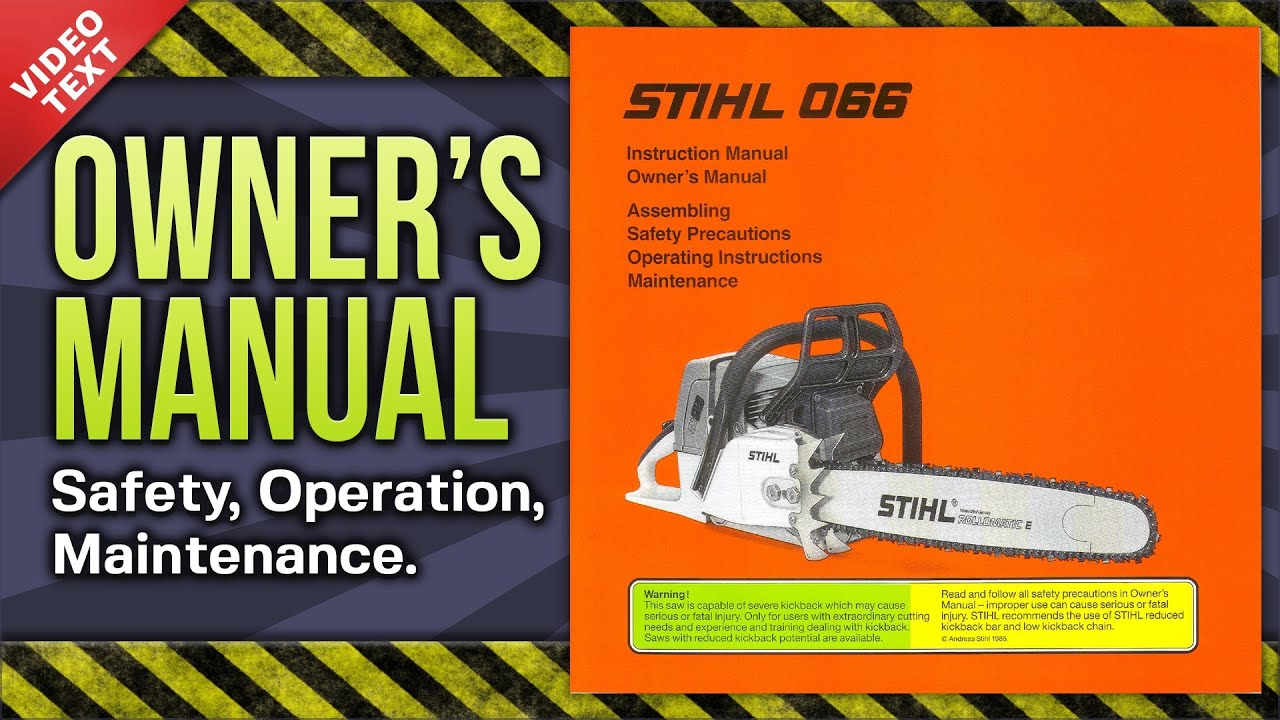 Download service manual for stihl 064, 066 sawzilla parts.