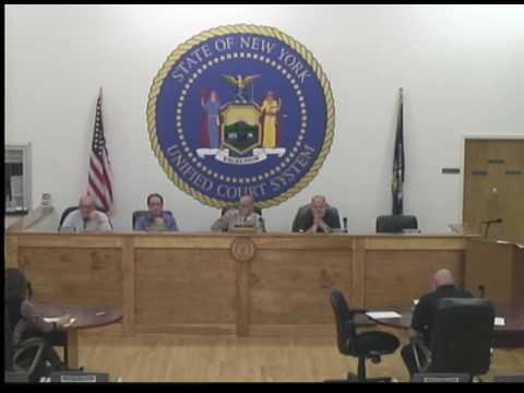 Public Hearing LL#2 Tow Law & Town of Marlborough Town Board Meeting 10/24/16