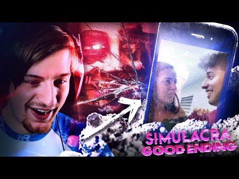 SAVING ANNA AND TAYLOR + BEATING THE SIMULACRA!! || Simulacra (BEST ENDING)