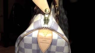 My Louis Vuitton Handbag Collection