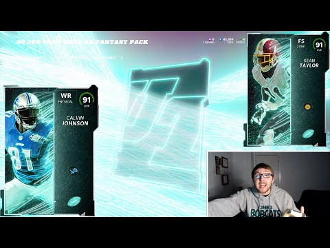 88 OVERALL PULL!!! Madden NFL 22!!! |