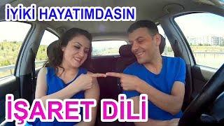 İşaret Dili Mustafa Ceceli   İyi Ki Hayatımdasın   Mevlüt & Sevil