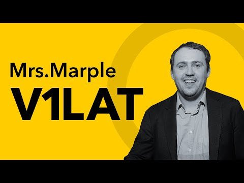 Mrs. Marple | v1lat: «Мой уход выгоден и мне, и Рухабу».