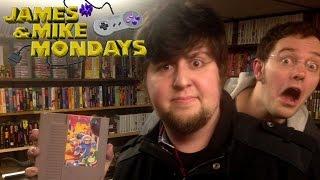 Bomberman II (NES Video Game) with JonTron - James & Mike Mondays