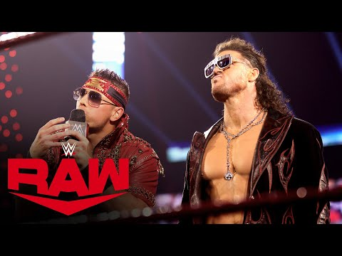 The Miz challenges Bad Bunny to a match at WrestleMania: Raw, Mar. 22, 2021