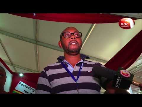 Low cost self-service posho mill showcased at Nairobi Innovation Week