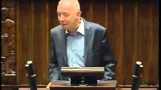 Wystąpienie podczas debaty na temat wprowadzenia ustawowego zakazu handlu w niedzielę 20/03/2014