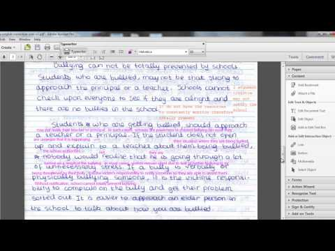 Analytical Writing for the Victorian selective schools entrance exam
