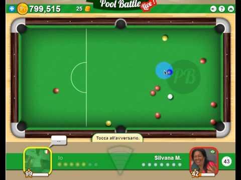 pool battle live