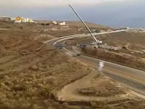 Filming Fast & Furious 6 in Adeje, Tenerife
