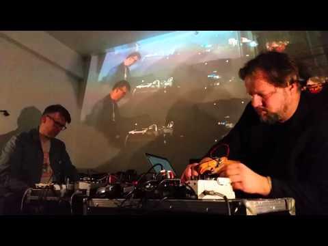 Morten Minothi Kristiansen & Jeroen Visser - live at Pizdets, Oslo