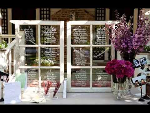 Creative diy rustic wedding decor ideas youtube creative diy rustic wedding decor ideas junglespirit Images