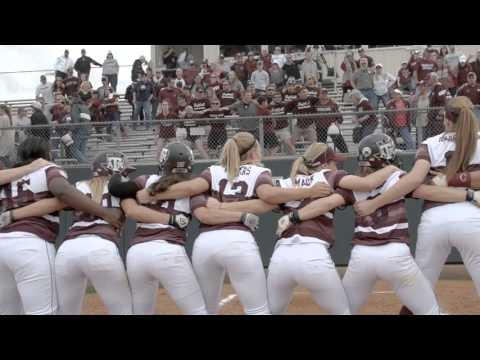 2016 Texas A&M Softball | Pump Up