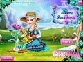 ♥ Disney Frozen Games Movie Episode Elsa Ice Flower Game ♥