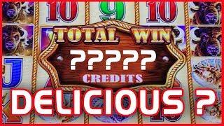💎  WILD WILD GEMS + Buffalo Deliciousness? 🐃 ✦ Slot Machine Pokies w Brian Christopher