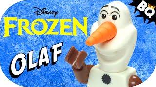 Lego Frozen Olaf Custom Minifigure