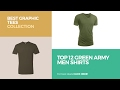 Top 12 Green Army Men Shirts // Best Graphic Tees Collection