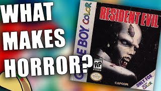 Resident Evil for Game Boy Color: What Makes A Good Horror Game?