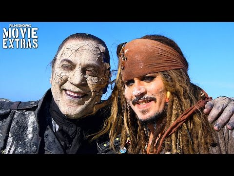 Download Youtube: Go Behind the Scenes of Pirates of the Caribbean: Dead Men Tell No Tales (2017)