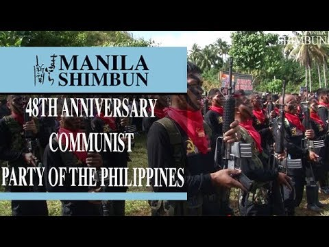 48th Anniversary Communist Party of the Philippines