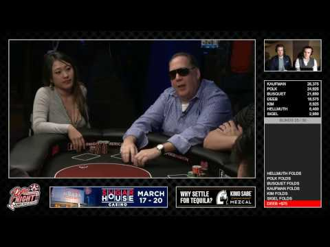LIVESTREAM - Cash Game Day 1 - SugarHouse Casino, Philidelphia, PA