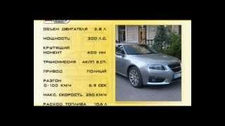 Тест-драйв Saab 9-5 (AutoTurn.ru)