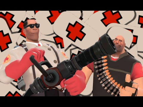 TF2 : The Comp Medic Chronicles