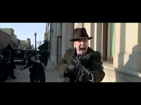 Public Enemies Bank Clip
