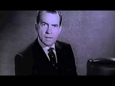 Campaign Ads - Nixon-1960 Presidential Election