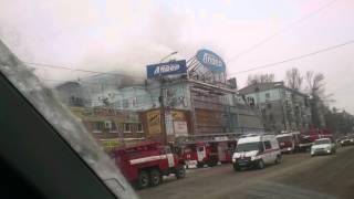 Пожар в Самаре на Авроре(, 2015-11-21T09:48:05.000Z)