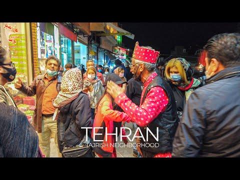 TEHRAN 2021- Tajrish, a day before Nowruz 1400 / تهران - تجریش ۱ روز قبل از عید