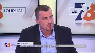 Politique : Fusion Yvelines-Hauts-de-Seine avortée ?