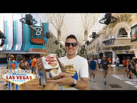 WHAT TO DO DOWNTOWN LAS VEGAS (Fremont Street Old Vegas)