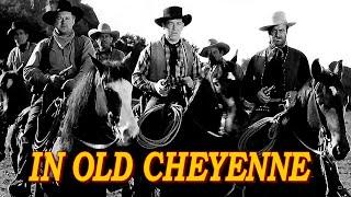 In Old Cheyenne - Full Movie   Roy Rogers, George 'Gabby' Hayes, Joan Woodbury