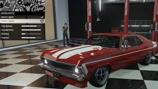 GTA 5 - DLC Vehicle Customization - Declasse Vamos and Review