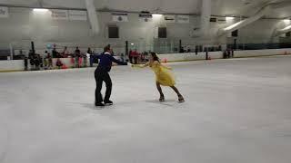 Skating school performance Fall 2018 - Beauty & the Beast