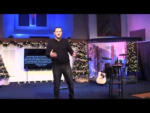 Cold Springs Church, December 3rd, 2017, Sermon