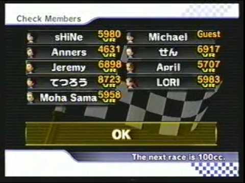Mario Kart Wii: HACKER with INFINITE Blue Shells EXPOSED!!!