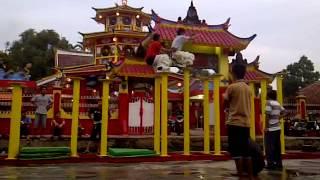 BARONGSAY RED DRAGON Cileungsi Latihan Tonggak