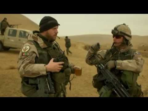 War for Peace 4/6 (Krig för Fred) Swedish Afghanistan Documentary (English Subtitles)