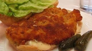 Betty's Fried Chicken Cutlet Sandwiches
