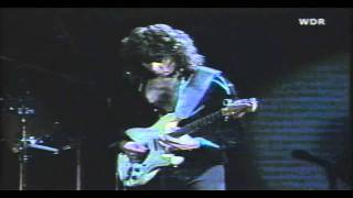 Deep Purple - Knocking At Your Backdoor (Live in Paris 1985) HD