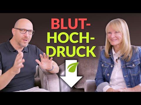 Bluthochdruck natürlich senken / 6 Hypertonie Tipps von Dr. Petra Bracht