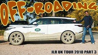 Jaguar Land Rover Special Tour UK Oct 2018 Part 3