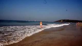 Северный Гоа. Бага. Пляж возле отеля  ESTRELA DO MAR 3*(Данное видео сделано специально для тех, кто собирается на отдых в отель ESTRELA DO MAR 3*. Отзыв, фото и другие..., 2016-10-09T10:18:32.000Z)