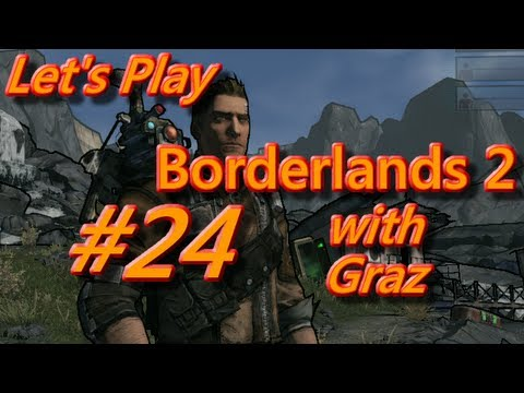 Let's Play Borderlands 2 Playthrough Part 24 | Tap That Pipeline