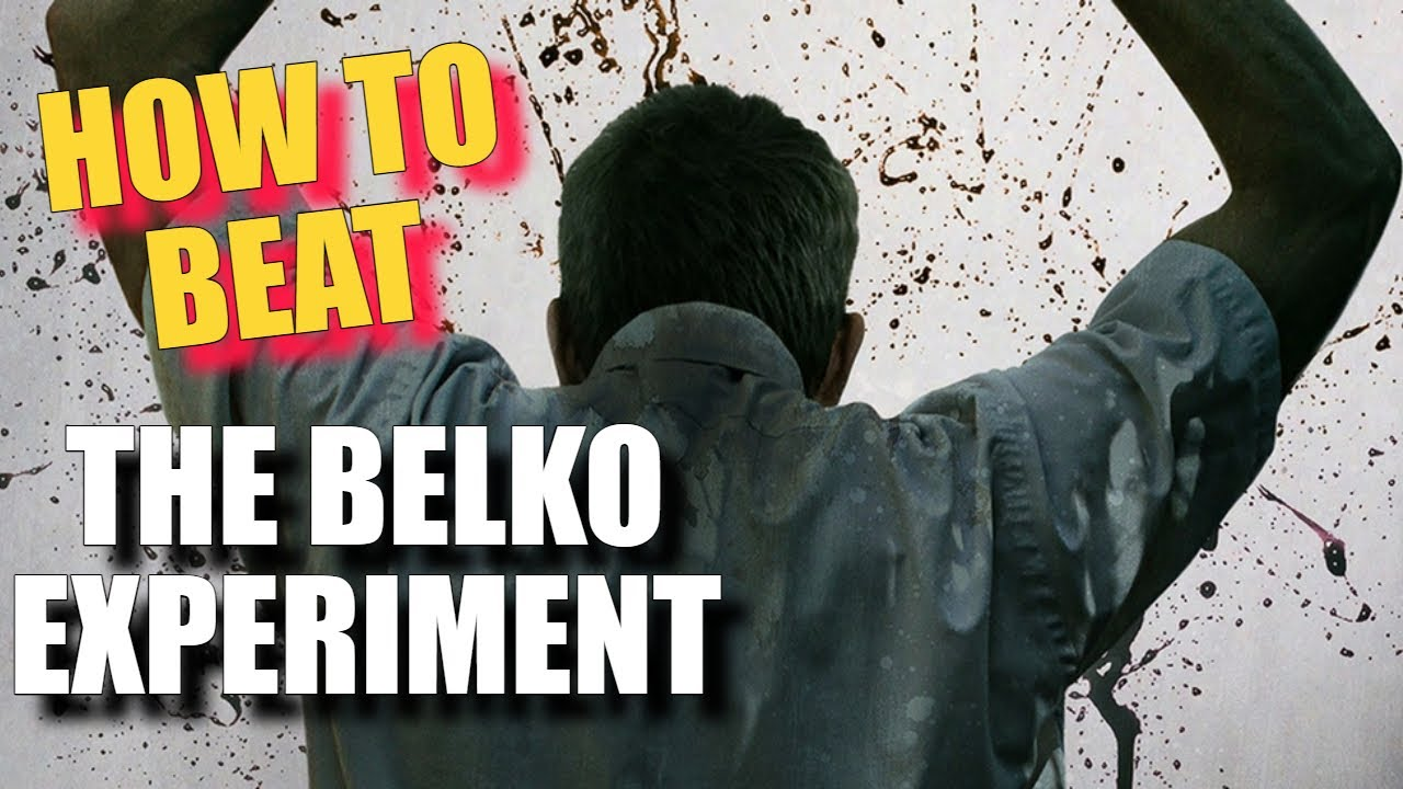 Download HOW TO BEAT The Belko Experiment + Ending Explained