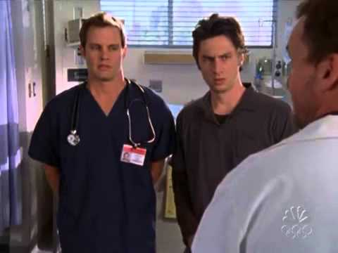 Scrubs  Dr Cox  some of the Greatest moments