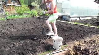 видео Универсальная лопата
